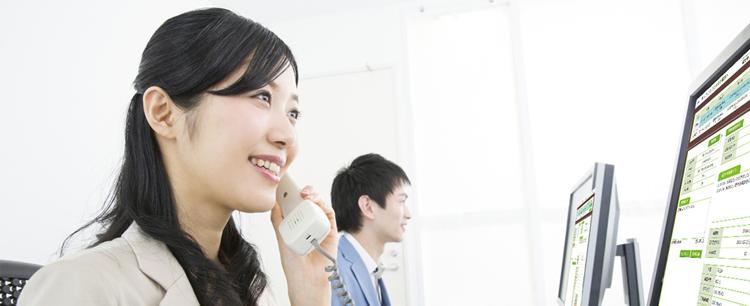 こころまち電話導入で業務効率アップ、経費削減効果!